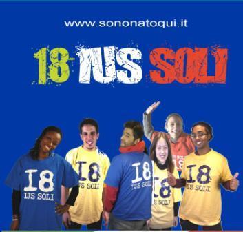18 Ius Soli Poster